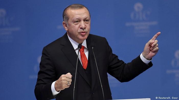 Türkei Sondergipfel der Organisation für Islamische Kooperation (OIC) (Reuters/K. Ozer)