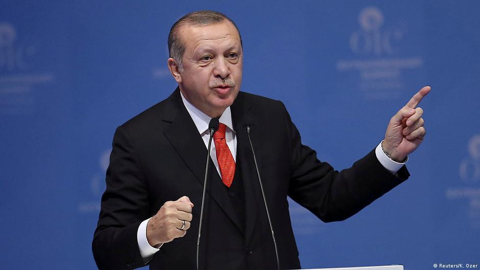 اردوغان خواستار شناسایی اورشلیم به عنوان پایتخت فلسطین شد