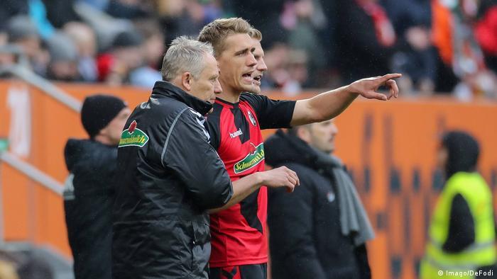Bundesliga Augsburg vs Freiburg (Imago/DeFodi)
