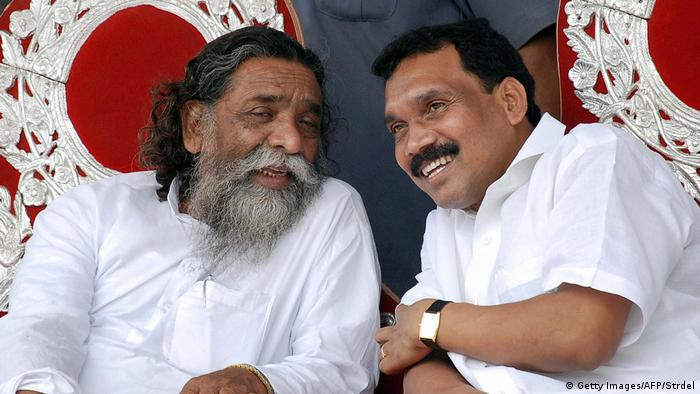 Indien Politiker Madhu Koda (Getty Images/AFP/Strdel)