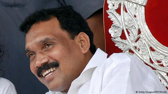 Indien Politiker Madhu Koda (Ausschnitt) (Getty Images/AFP/Strdel)