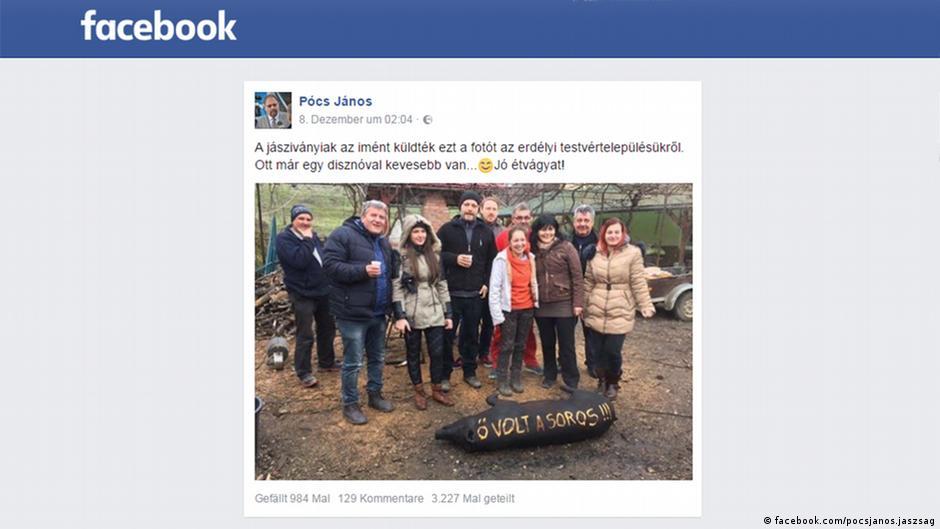 Retorikë e urrejtjes në fushatën elektorale në Hungari