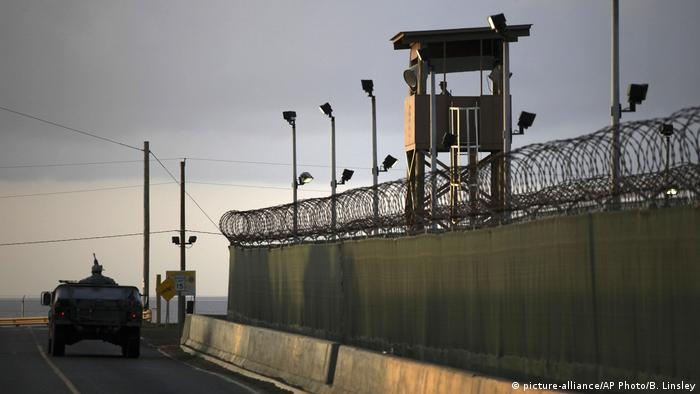 US detention facility at Guantanamo Bay, Cuba