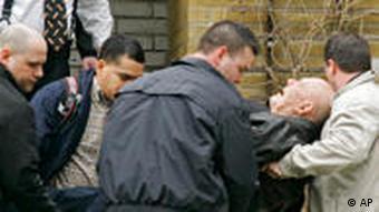 Демьянюка арестовали в собственном доме