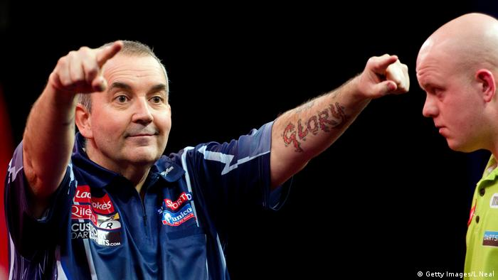 Profi Darts Legende Phil Taylor (Getty Images/L.Neal)