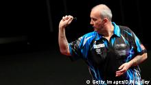 Profi Darts Legende Phil Taylor