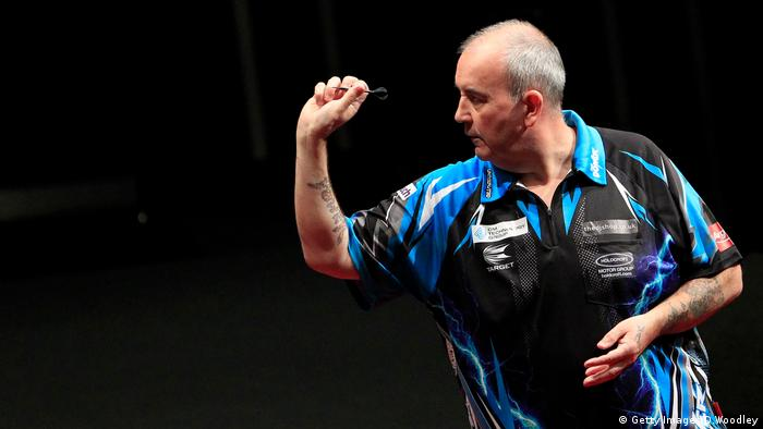 Profi Darts Legende Phil Taylor (Getty Images/D.Woodley)