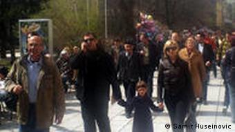 Die Leute auf der Straße, Sarajevo, Bosnia und Herzegovina Foto: Samir Huseinovic, Sarajevo