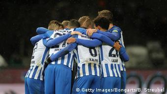 Fußball Bundesliga 16. Spieltag: Hertha BSC v Hannover 96