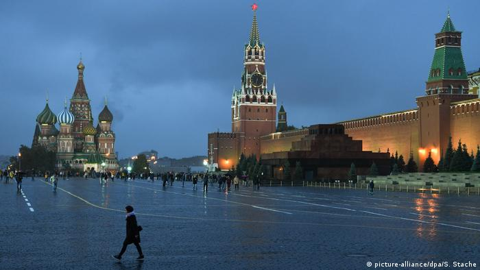 Red Square, Moscow (picture-alliance/dpa/S. Stache)