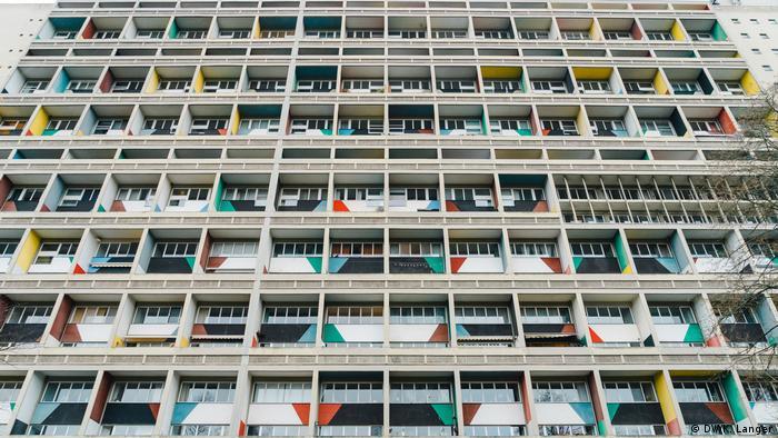Corbusier House in Berlin (DW/K. Langer)