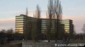 Das Europäische Patentamt in München (Foto: dpa)