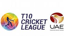 Offizielles Logo T Ten cricket league