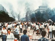 Protestos em Pequim, 1989
