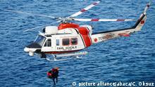 Türkische Küstenwache rettet 68 Geflüchtete aus dem Mittelmeer