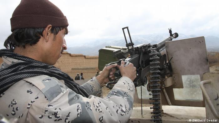 Afghanistan Kämpfe gegen IS und Flucht von Zivilisten