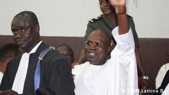 Khalifa Sall Dakara Senegal (DW/M.Lamine Ba)