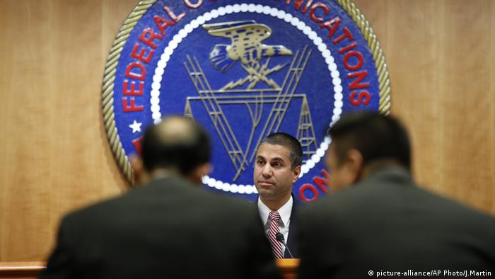 USA  states sue to reverse repeal of net-neutrality rules