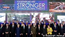 EU leaders in a group photo in Brussels