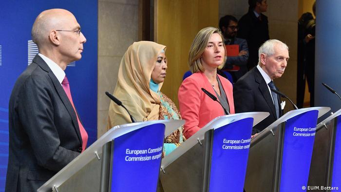 EU Kommission Brüssel