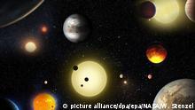 Kepler 90: Nasa entdeckt acht Planeten in fremdem Sonnensystem
