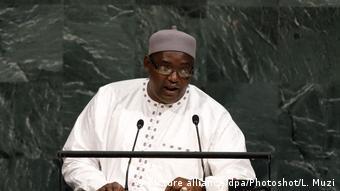 USA Adama Barrow Präsident von Gambia