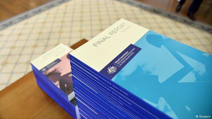 The final report covers 17 volumes and has 189 recommendations