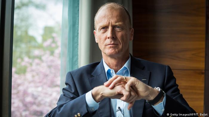 Airbus CEO Tom Enders