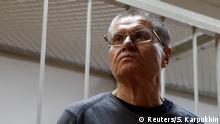 Russland Prozess Alexej Uljukajew