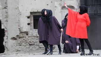 Kάτι φαίνεται να αλλάζει για τις γυναίκες στην Καμπούλ