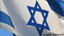 Davidstern Nationalflagge Israel
