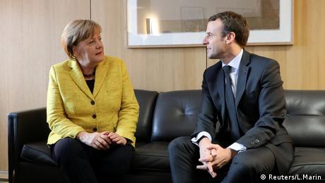 H GroKo, ο Μακρόν και το ευρωπαϊκό όραμα