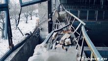 Ukraine Donezk Wasserfilterstation