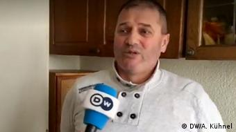 Liviu Radion, DW-Interviewpartner