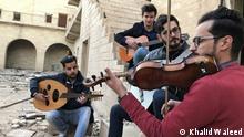 Irak Mossul Muslime und Weihnachten
