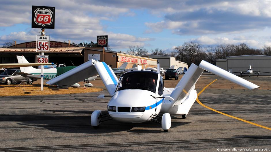 Are flying cars the next big thing?
