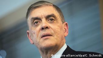 Romani Rose Vorsitzender des Zentralrats Deutscher Sinti und Roma