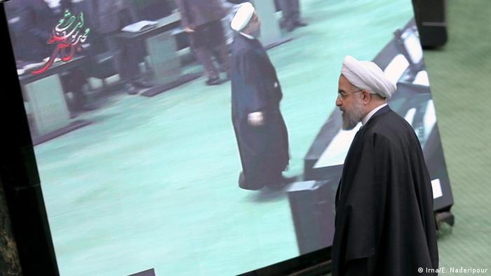 Iran Bildergalerie KW50 | Hassan Rohani, Präsident (Irna/E. Naderipour)