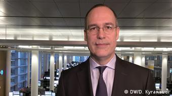 O επικεφαλής οικονομολόγος της Commerzbank Γεργκ Κρέμερ