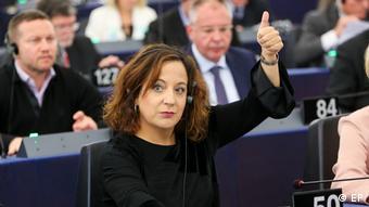 Iratxe García Pérez, Mitglied des Europäischen Parlaments (EP)