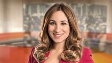 DW Fokus Europa arabisch Moderatorin Sanaa Hamdani (Teaser)