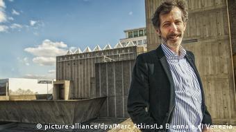 Biennale curator Ralph Rugoff