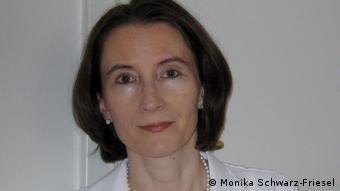 Monika Schwarz-Friesel, Antisemitismusforscherin