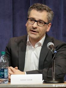 Autor und Journalist Ilhan Tanir