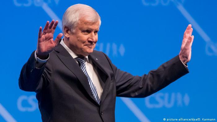 Deutschland CSU Parteitag in Nürnberg (picture-alliance/dpa/D. Karmann)