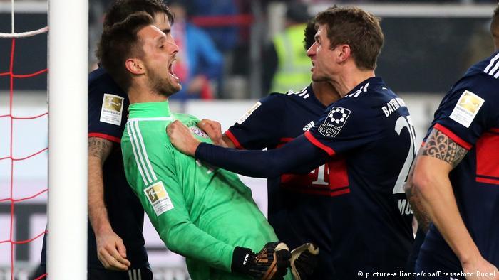Sven Ulreich - Guarda-Redes do Bayern de Munique