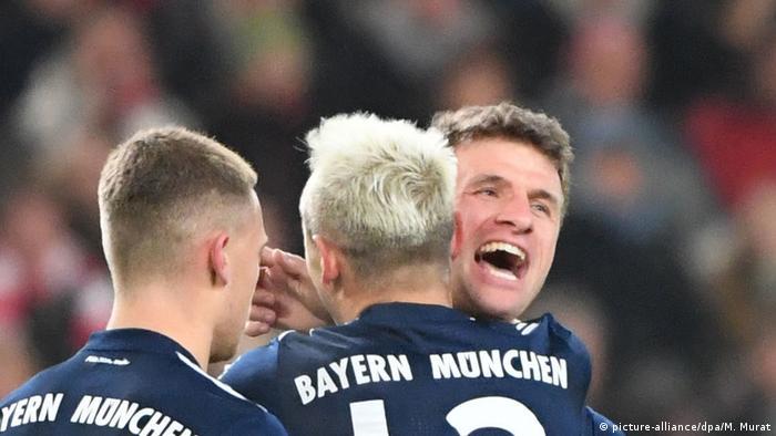 VfB Stuttgart - Bayern München (picture-alliance/dpa/M. Murat)