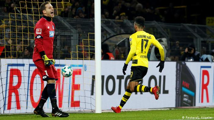 Fußball Bundesliga Borussia Dortmund - TSG 1899 Hoffenheim (Reuters/L. Kügeler)