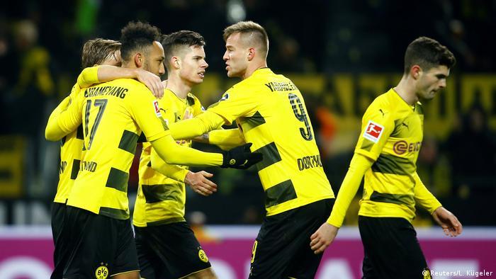 Fußball Bundesliga Borussia Dortmund - TSG 1899 Hoffenheim