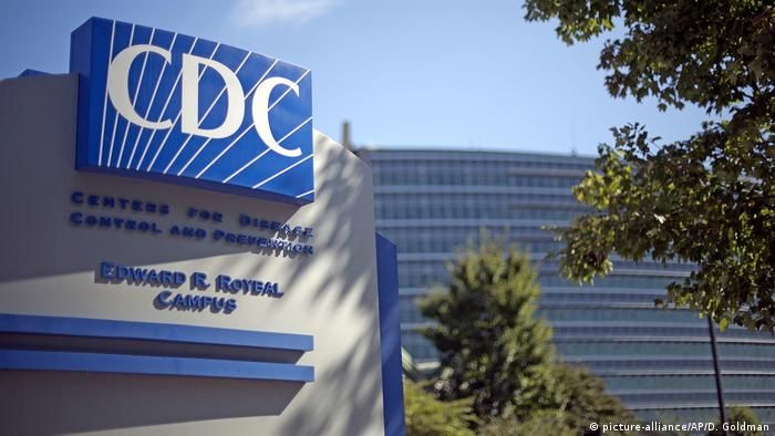 Centers for Disease Control and Prevention CDC (picture-alliance/AP/D. Goldman)